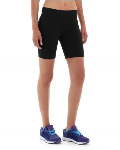 Echo Fit Compression Short-29-Black
