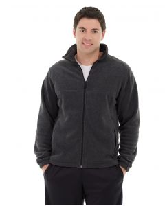 Lando Gym Jacket-XS-Gray