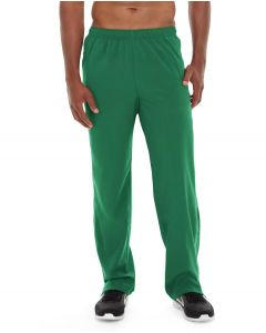 Geo Insulated Jogging Pant-33-Green