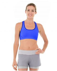 Erica Evercool Sports Bra-S-Blue