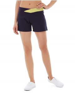 Bess Yoga Short-28-Yellow