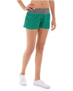 Erika Running Short-32-Green