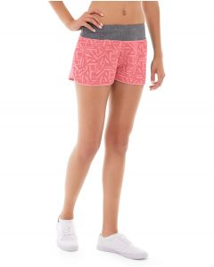 Erika Running Short-28-Red