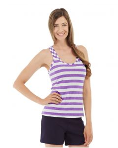 Nona Fitness Tank-XS-Purple
